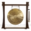 """18"""" Wind Gong on Spirit Guide Gong Stand - FREE SHIPPING"""
