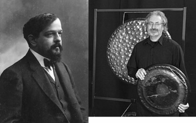 Reverberations #2 - Debussy, Michael Bettine & the Avant Garde Gong