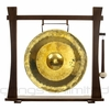 "20"" Thai Golden Nipple Gong on Spirit Guide Gong Stand - FREE SHIPPING"