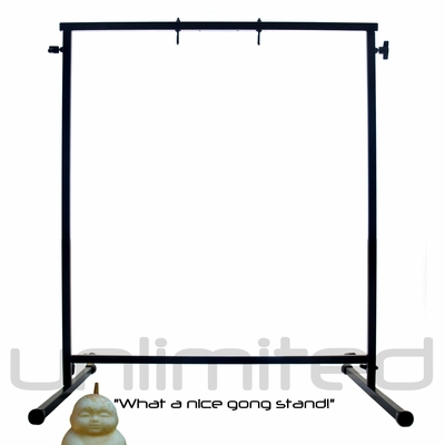 """20"""" to 26"""" Gongs on the Fruity Buddha Gong Stand - FREE SHIPPING"""