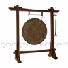 """22"""" Atlantis Gong on Modern Antique Gong Stand - FREE SHIPPING"""