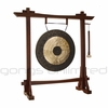 """22"""" Chau Gong on Modern Antique Gong Stand - FREE SHIPPING"""