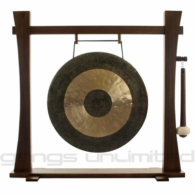 """22"""" Chau Gong on Spirit Guide Gong Stand - FREE SHIPPING"""