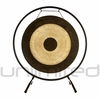 "22"" Chau Gong on the Holding Space Gong Stand - FREE SHIPPING"