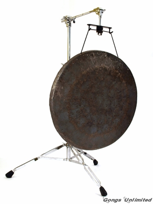 "22"" Mother Tesla Gong on the Satellite of Love Stand"