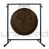 """22"""" Mother Tesla Gong on the Fruity Buddha Gong Stand - FREE SHIPPING"""