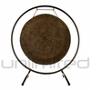 "22"" Mother Tesla Gong on the Holding Space Gong Stand - FREE SHIPPING"