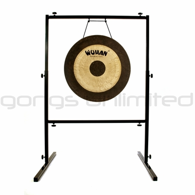 "22"" Wuhan Chau Gong on Rambo Rimbaud Stand - FREE SHIPPING - SOLD OUT"