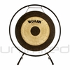 "22"" Wuhan Chau Gong on the Holding Space Gong Stand - FREE SHIPPING - SOLD OUT"