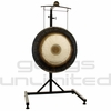 """24"""" Meinl Neptune Planetary Tuned Gong on the Meinl Metal Stand (G24-N/TMGS)"""