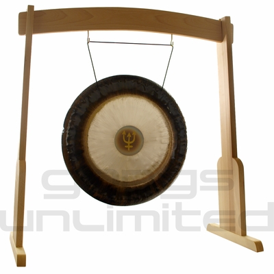 """24"""" Meinl Neptune Planetary Tuned Gong on the Meinl Wood Stand (G24-N/TMWGS-M) - SOLD OUT"""