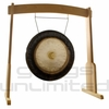 """24"""" Meinl Sidereal Moon Planetary Tuned Gong on the Meinl Wood Stand (G24-M-SI/TMWGS-M) - SOLD OUT"""