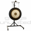 """24"""" Meinl Synodic Moon Planetary Tuned Gong on the Meinl Metal Stand (G24-M-SY/TMGS)"""