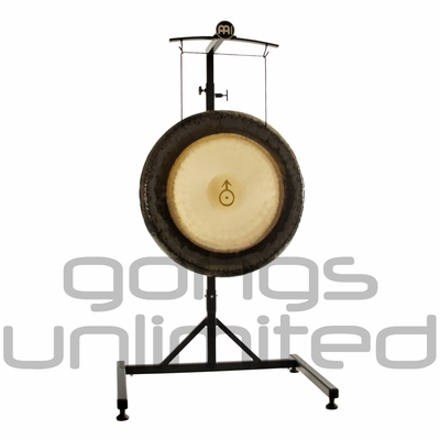"24"" Meinl Uranus Planetary Tuned Gong on the Meinl Metal Stand (G24-U/TMGS)"