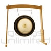 """24"""" Meinl Uranus Planetary Tuned Gong on the Meinl Wood Stand (G24-U/TMWGS-M) - SOLD OUT"""