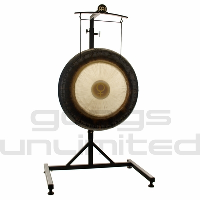 "24"" Meinl Venus Planetary Tuned Gong on the Meinl Metal Stand (G24-V/TMGS)"