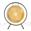 "24"" Wind Gong on the Holding Space Gong Stand - FREE SHIPPING"