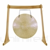 "24"" Wind Gong on the Unlimited Revelation Gong Stand - FREE SHIPPING"