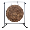 """26"""" Atlantis Gong on the Fruity Buddha Gong Stand - FREE SHIPPING"""