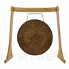 "26"" Atlantis Gong on the Unlimited Revelation Gong Stand  - FREE SHIPPING"