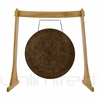 "26"" Mother Tesla Gong on the Unlimited Revelation Gong Stand - FREE SHIPPING"
