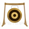 "26"" Subatomic Gong on the Unlimited Revelation Gong Stand - FREE SHIPPING"