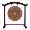 """26"""" Atlantis Gong on the Deeper Meaning Gong Stand - FREE SHIPPING"""