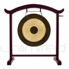 """26"""" Chau Gong on the Deeper Meaning Gong Stand - FREE SHIPPING"""