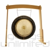 """28"""" Meinl Jupiter Planetary Tuned Gong on the Meinl Wood Stand (G28-J/TMWGS-M) - SOLD OUT"""
