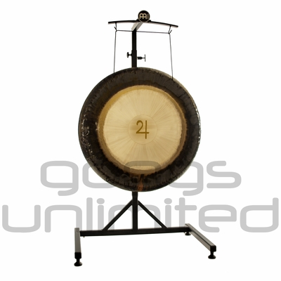 "28"" Meinl Jupiter Planetary Tuned Gong on the Meinl Metal Stand (G28-J/TMGS)"