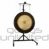 """28"""" Meinl Jupiter Planetary Tuned Gong on the Meinl Metal Stand (G28-J/TMGS)"""