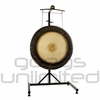 """28"""" Meinl Platonic Year Planetary Tuned Gong on the Meinl Metal Stand (G28-E-PL/TMGS)"""