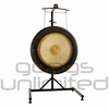 """28"""" Meinl Sedna Planetary Tuned Gong on the Meinl Metal Stand (G28-SE/TMGS)"""