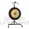 """28"""" Meinl Sidereal Day Planetary Tuned Gong on the Meinl Metal Stand (G28-E-SI/TMGS)"""