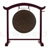 """26"""" Mother Tesla on the Deeper Meaning Gong Stand - FREE SHIPPING"""