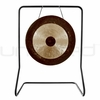 """28"""" Chau Gong on UFIP Molto Bella Gong Stand"""