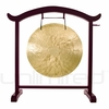 """28"""" Wind Gong on the Deeper Meaning Gong Stand - FREE SHIPPING"""