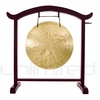 """26"""" Wind Gong on the Deeper Meaning Gong Stand  - FREE SHIPPING"""