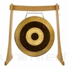 "28"" Subatomic Gong on the Unlimited Revelation Gong Stand - FREE SHIPPING"