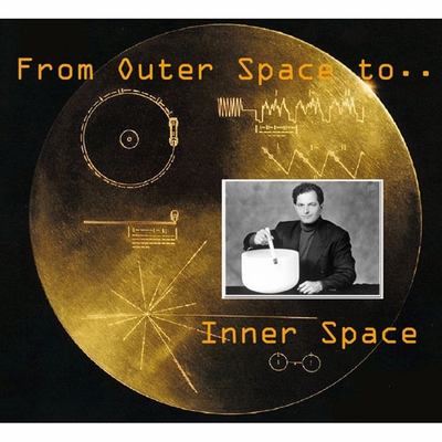 Reverberations #3 - NASA Voyager's Music,  Dr. Mitch Gaynor and the Healing Bowls