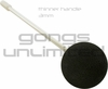 #3 Yin Yang Edition 3 (Thin) Friction Mallet by TTE Konklang - Solo