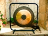 """32"""" Chau Gong on Royal Blue Gong Stand - FREE SHIPPING"""