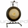"""32"""" Meinl Mars Planetary Tuned Gong on the Meinl Metal Stand (G32-MA/TMGS)"""