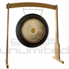 """32"""" Meinl Mercury Planetary Tuned Gong on the Meinl Wood Stand (G32-ME/TMWGS-L) - SOLD OUT"""