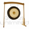 """32"""" Meinl Saturn Planetary Tuned Gong on the Meinl Wood Stand (G32-SA/TMWGS-L) - SOLD OUT"""