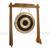 "32"" Subatomic Gong on Unlimited One Gong Stand"