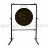 """32"""" Trung Sister Vietnamese Gong on Rambo Rimbaud Stand - FREE SHIPPING"""