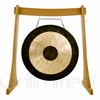 """34"""" Chau Gong on the Unlimited Revelation Gong Stand - SOLD OUT - FREE SHIPPING"""