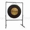 "36"" Dark Star Gong on Rambo Rimbaud Gong Stand - SOLD OUT"
