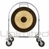 "SOLD OUT 36"" Chau Gong on Chrome Corps Design Adjustable Marching Band Gong Stand"